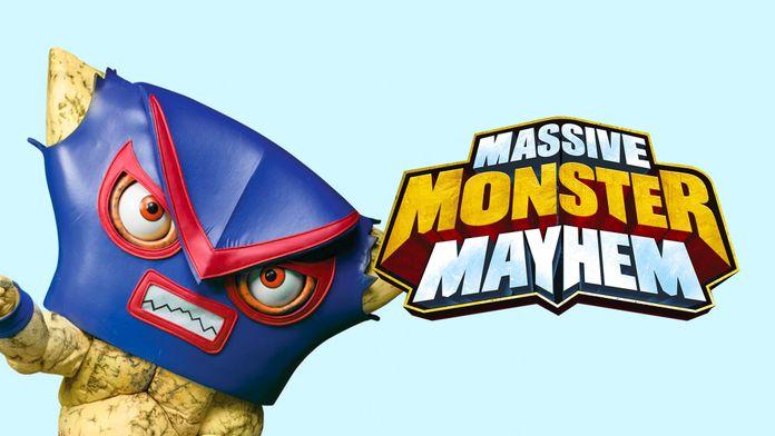 Massive Monster Mayhem