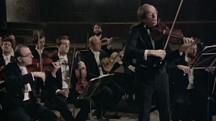 Mozart - Concerto pour violon n° 5 - Gidon Kremer