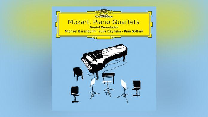 Mozart - Quatuor avec piano en mi bémol majeur