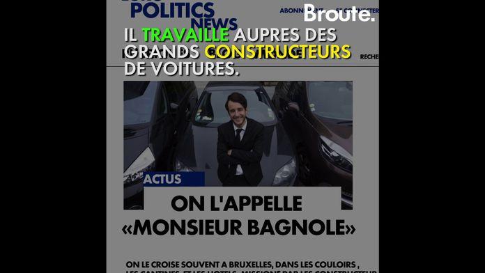Lobbyiste automobile