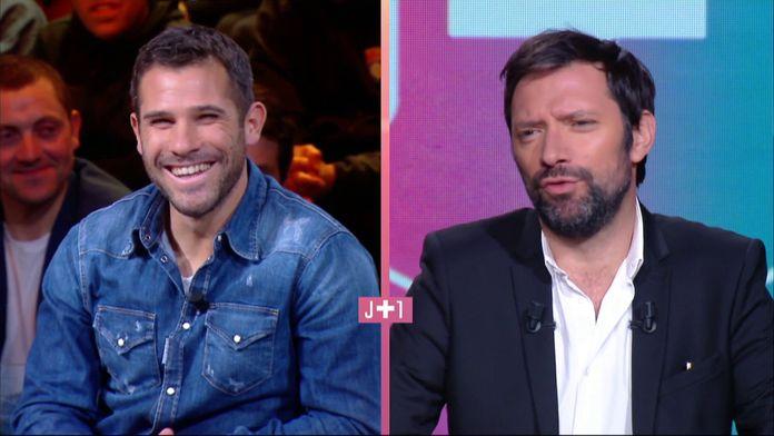 Julien Cazarre avec Gilles Cioni !