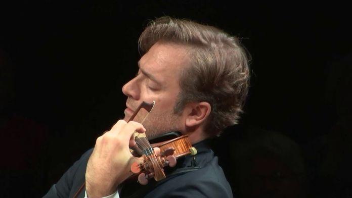 Martha Argercih et Renaud Capuçon jouent Beethoven, sonate pour violon no. 8