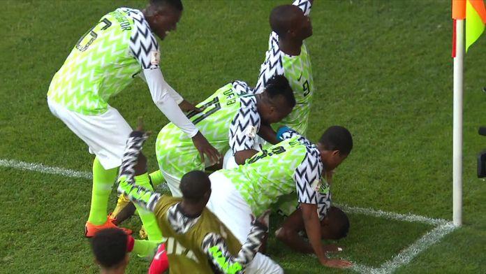 Le résumé de Qatar / Nigeria