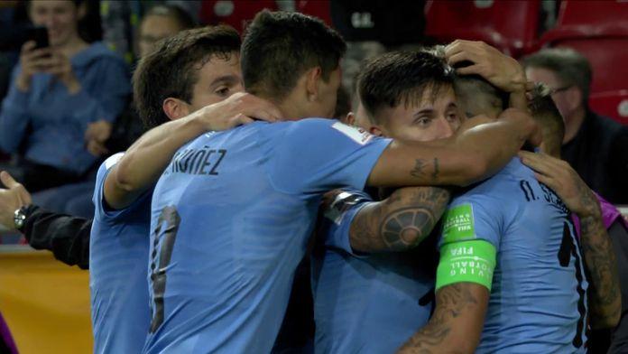 Le résumé d'Uruguay / Norvège