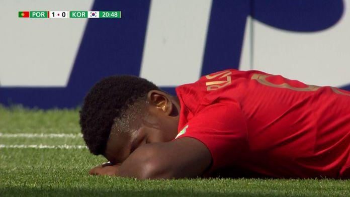 Le résumé de Portugal / Corée du Sud