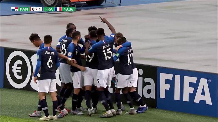 La France déjà en huitièmes de finale du Mondial