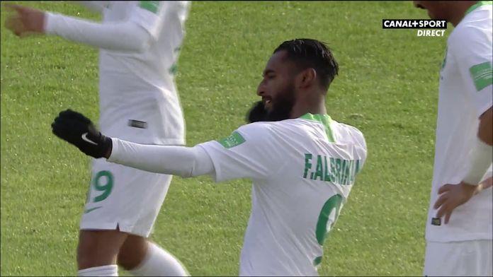 Le résumé d'Arabie Saoudite / Panama