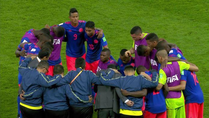 Le résumé de Colombie / Nouvelle-Zélande