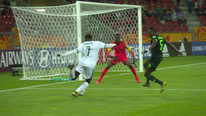 Le résumé de Sénégal / Nigeria