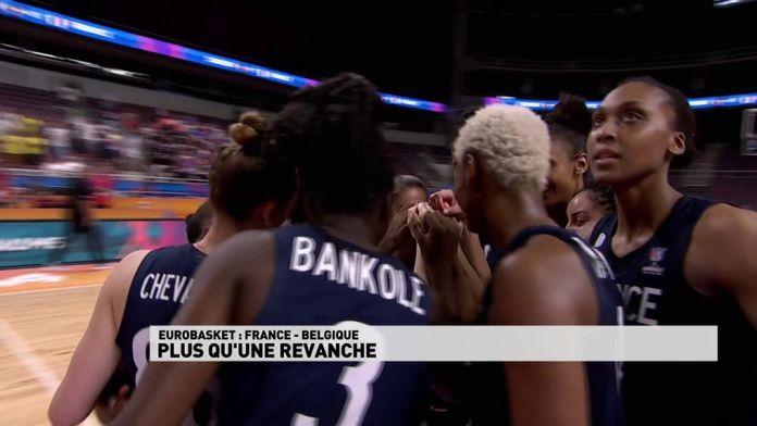 France - Belgique plus qu'une revanche