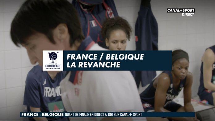 France / Belgique - La revanche