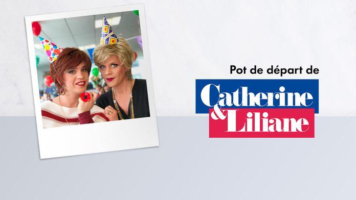 Le pot de départ de Catherine et Liliane