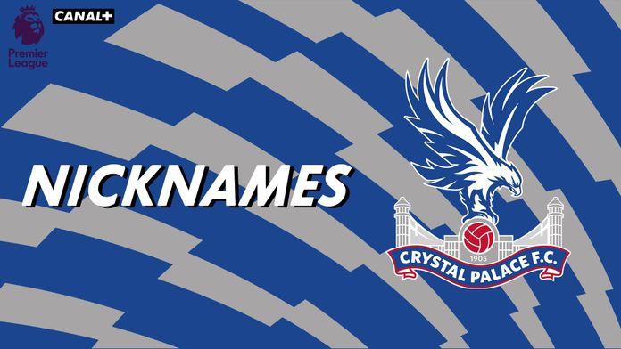 "Les ""Eagles"" de Crystal Palace"