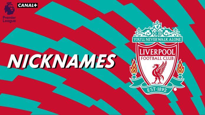 "Les ""Reds"" de Liverpool"