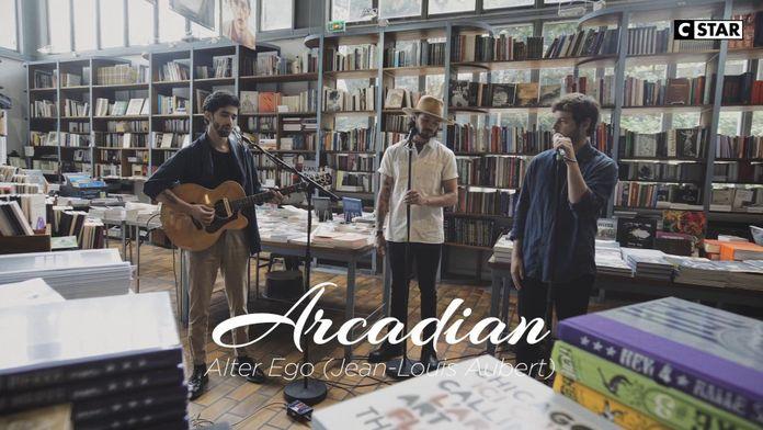 Arcadian - Alter Ego (Jean-Louis Aubert Cover)