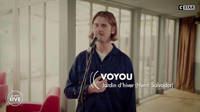 Voyou - Jardin d'hiver (Henri Salvador Cover)