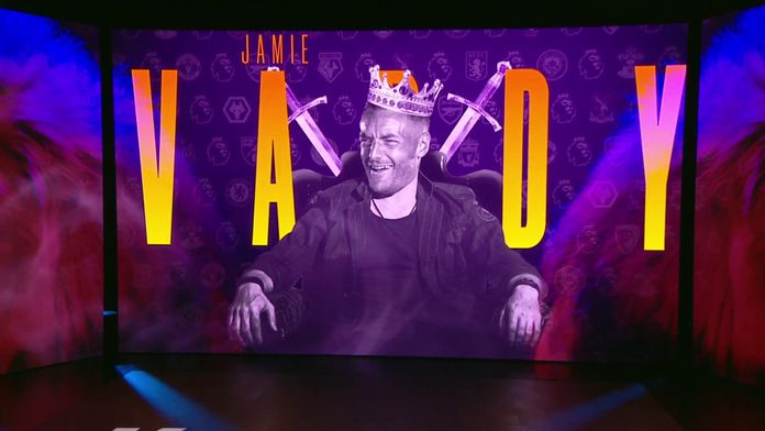Jamie Vardy est le nouveau King Of Ze Day !