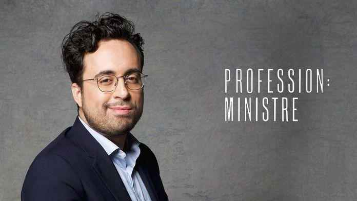 Profession : ministre