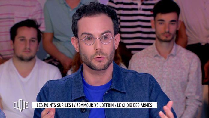 Décryptage du débat télévisé Zemmour VS Joffrin