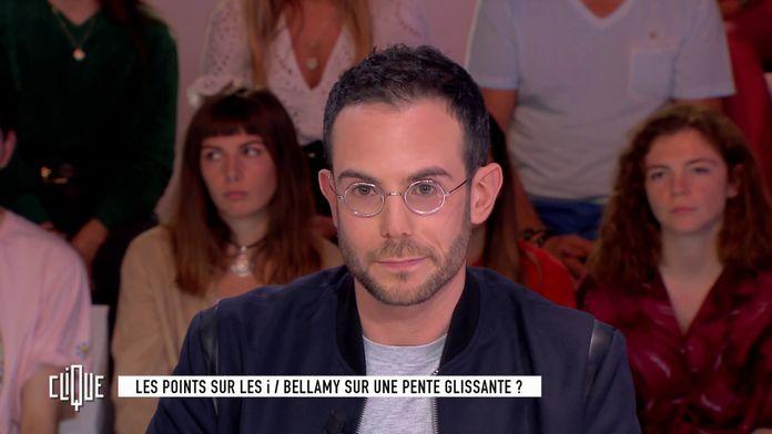 François-Xavier Bellamy sur une pente glissante ?