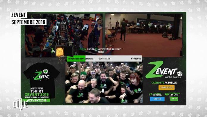 ZEvent : Les gamers au grand coeur