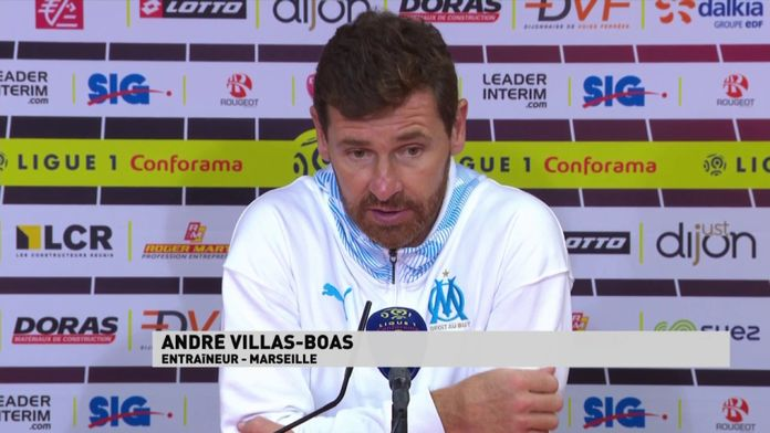 "A Villas Boas : ""On a bien souffert"""