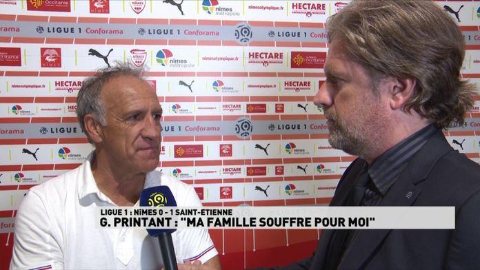 "G Printant : ""Ma famille souffre pour moi"""