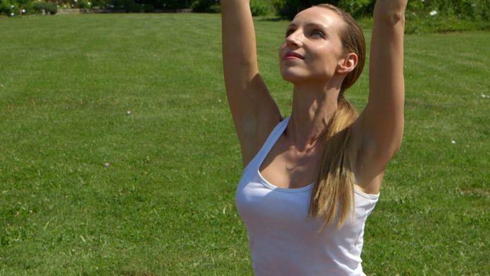 Dance yoga