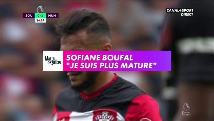 "Sofiane Boufal : ""Je suis plus mature"""