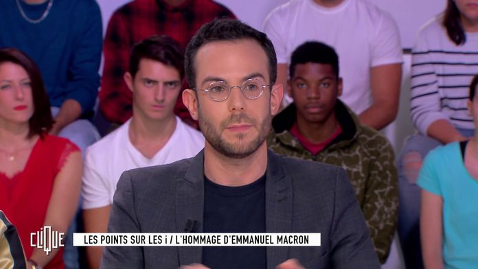 L'hommage d'Emmanuel Macron à la préfécture de Paris