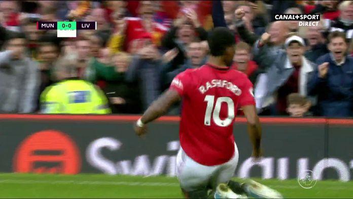 Le but de Rashford contesté par Liverpool