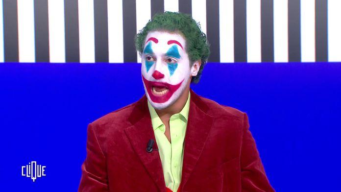 Samuel Bambi a vu le Joker - Clique - CANAL+