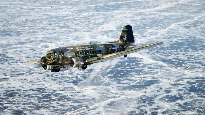 That's all, brother : la résurrection du C-47