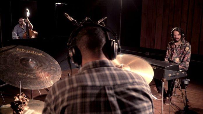 Salomao Soares Trio : Da Pá Virada Sessions