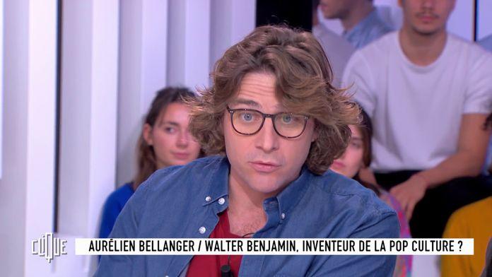Aurélien Bellanger : Walter Benjamin, inventeur de la pop culture ?
