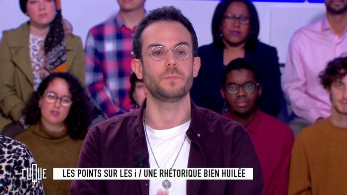 Clément Viktorovitch : Une rhétorique bien huilée