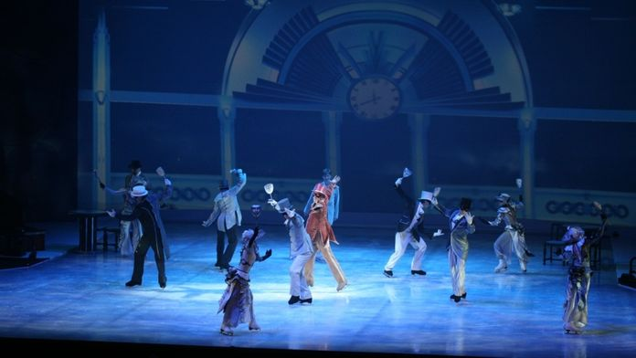 Ballet sur glace : Prokofiev ...