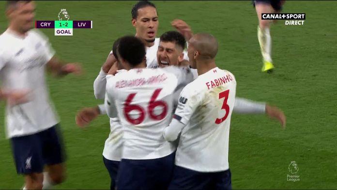 Liverpool marque encore dans les dernières minutes !