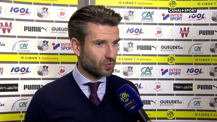 Le mea culpa de Luka Elsner après le 0 - 4 d'Amiens