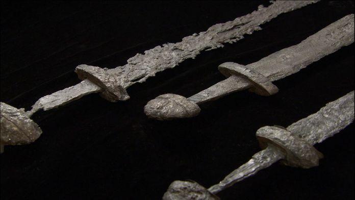 L'épée légendaire des Vikings