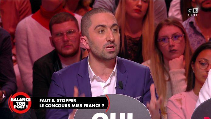 """Jimmy Mohamed : """"Le concours Miss France est un concours misogyne qui n'a plus sa place en 2019"""""""