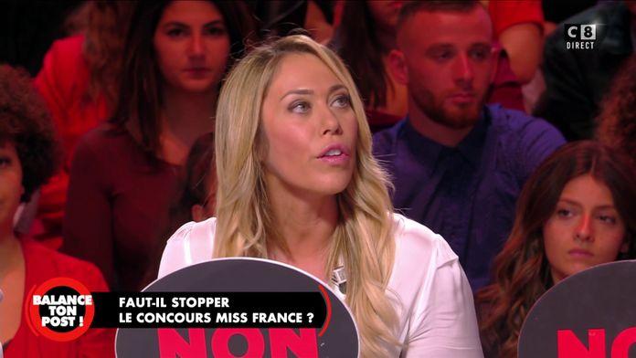 Rose Ameziane donne son avis sur les critères requis pour accéder au concours Miss France