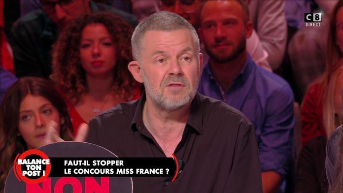 """Eric Naulleau s'exprime sur le concours Miss France : """"Je suis pour le libre-arbitre des femmes"""""""