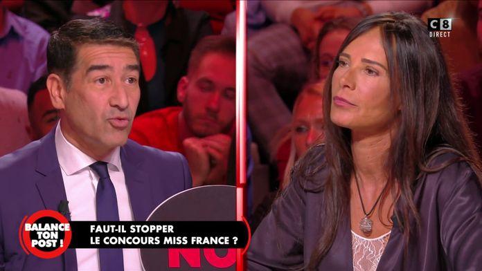 Karim Zeribi donne son point de vue sur les critères imposés lors du concours Miss France