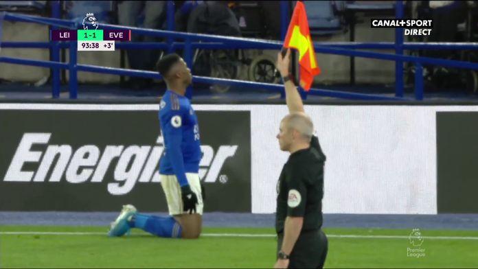 Incroyable fin de match à Leicester !