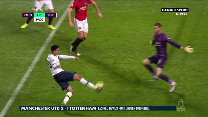 Le résumé de Manchester United - Tottenham