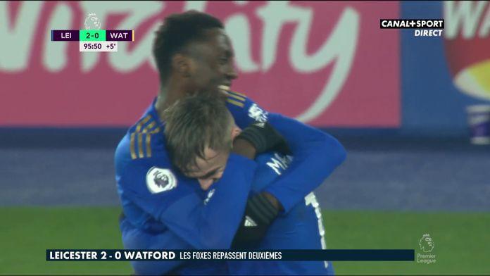 Le résumé de Leicester - Watford