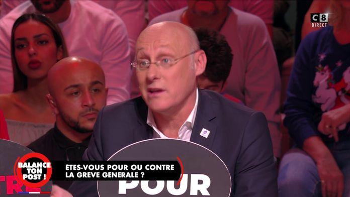 """Bernard Laporte donne son avis sur la grève nationale : """"La pénibilité doit être considérée"""""""