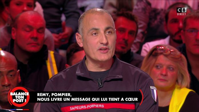 Remy, sapeur-pompier depuis 29 ans demande un recrutement urgent d'effectif de pompiers