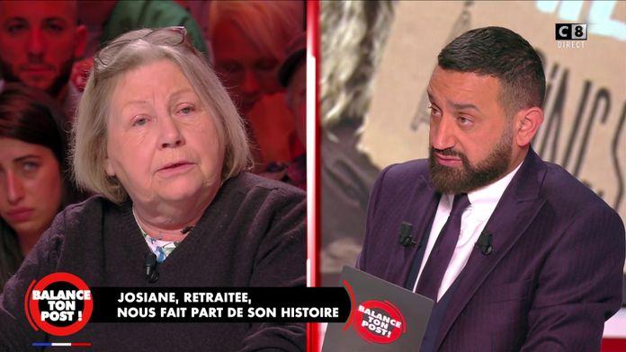 Josiane, retraitée de 69 ans et ancienne comptable touche 1275 euros par mois et peine à s'en sortir